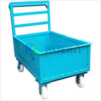 Steel Box Cart