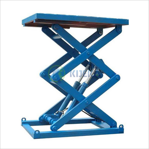 Lifting Table-Pit Mounted