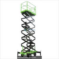 Mobile Scissor Lift Platform Upto 12M