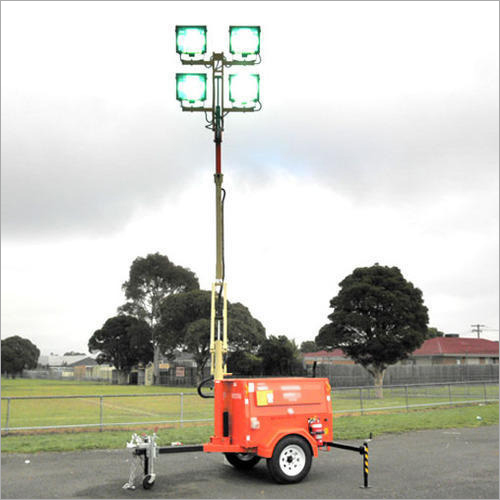 Rent/Hire Mobile Light Tower Rental Services