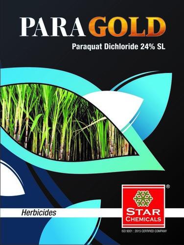 PARAQUAT DICHLORIDE 24% SL