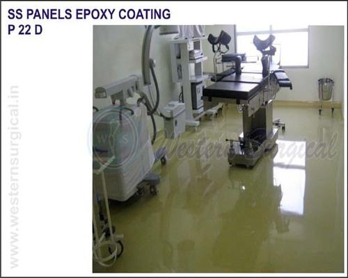 SS Panel Epoxy Coating