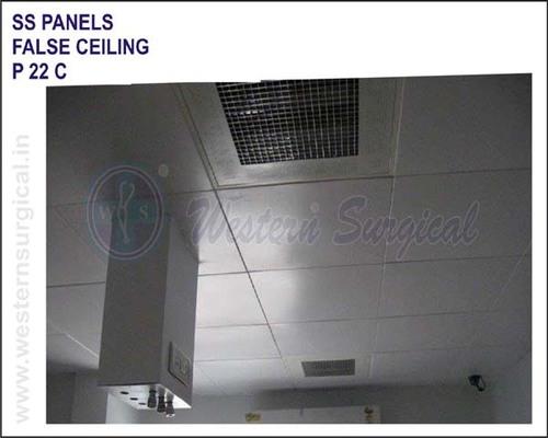 SS Panel False Ceiling