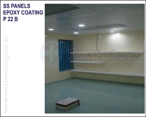 SS Panel Epoxy Coating