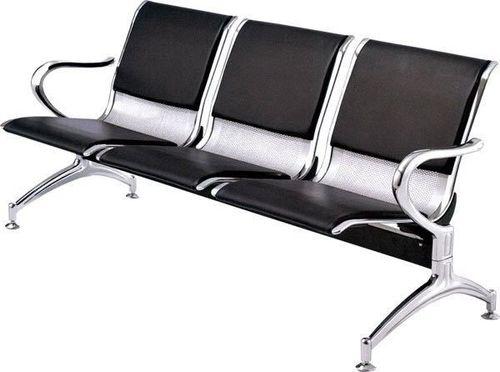 Waiting Three Seating Cushion Perforated Chair