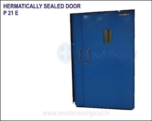 Hermatically Sealed Door