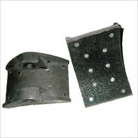 Ceramic Machine Brake Shoe Liner