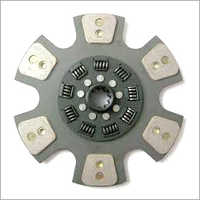 Automotive Ceramic Clutch Plate