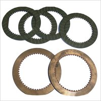 Industrial  Transmission Clutch Plate