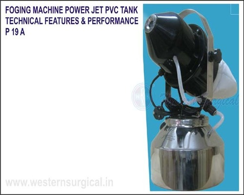 Foging Machine Power Jet Steel Tank
