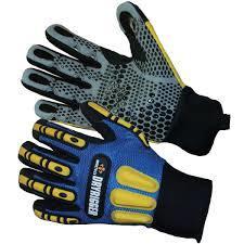 oil filteration gloves