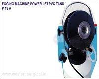 Foging Machine Power Jet PVC Tank