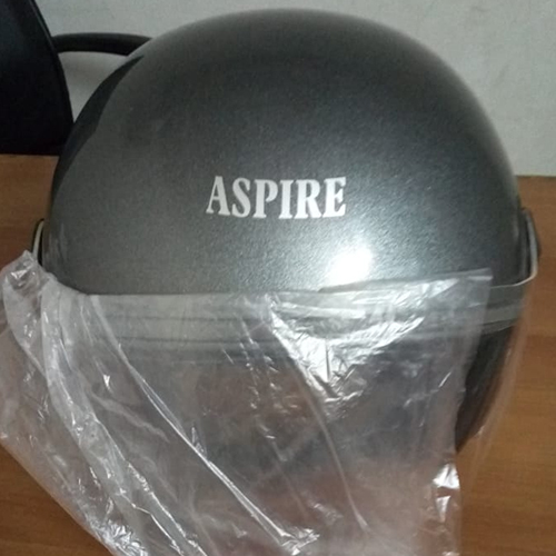Aspire Grey Helmet