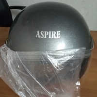 Aspire Grey Helmet