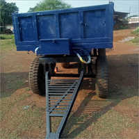 Metal Tractor Trolley