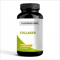 Contract Manufaturing For Collagen Supplement