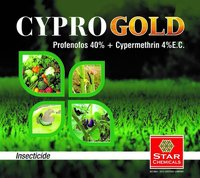 PROFENOFOS 40% +CYPERMETHRIN 4$ EC