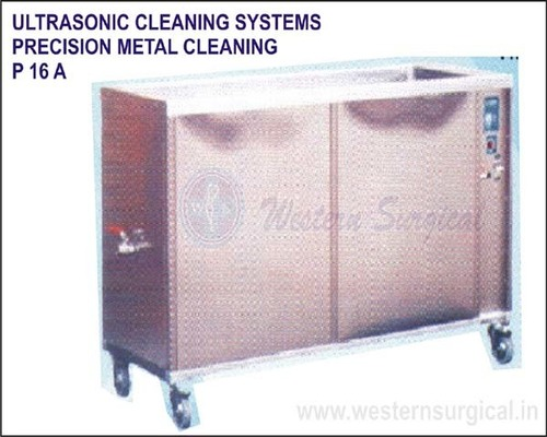 Ultrasonic Cleaning System Precision Metal Cleaning System