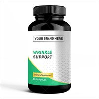 Private Lable for Wrinkle Support Suppliments.