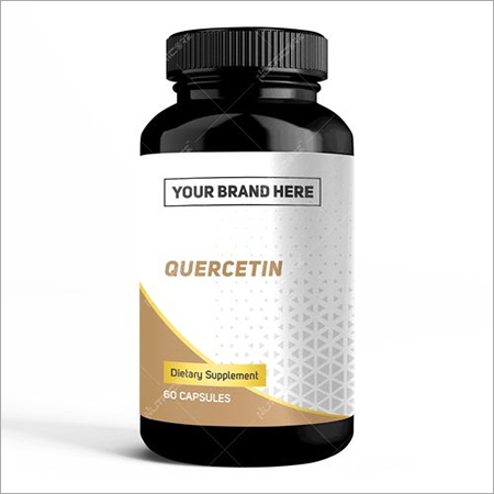 Private Labele for Quercetin Suppliments.