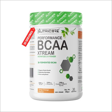 BCAA Xtream  INSTANTIZED 2:1:1 POWDER ( TangyOrange)