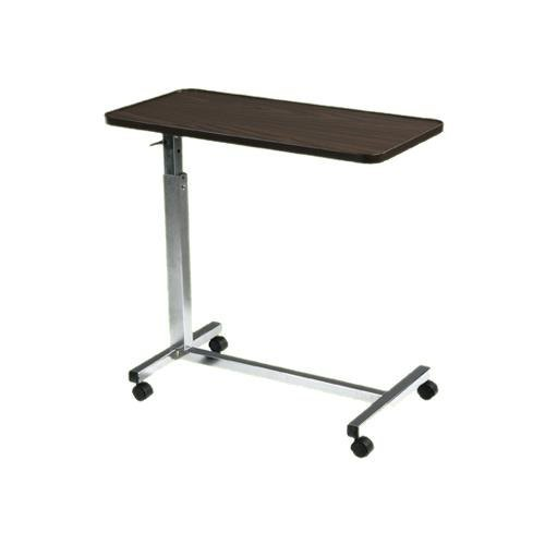 UMS-763 Over Bed Table (Manually Adjustable With Knob)