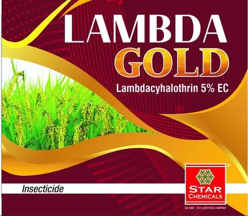 Lambdacyhalothrin 5% EC