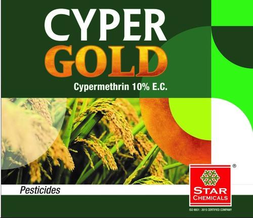 CYPERMETHRIN 10% EC
