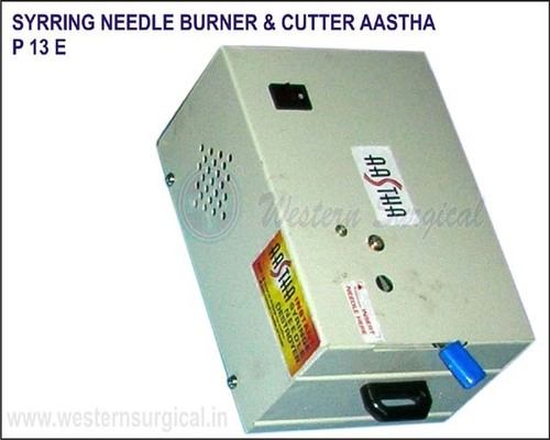 Syrring Needle Burner & Cutter AASTHA