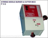 Syrring Needle Burner & Cutter MICO