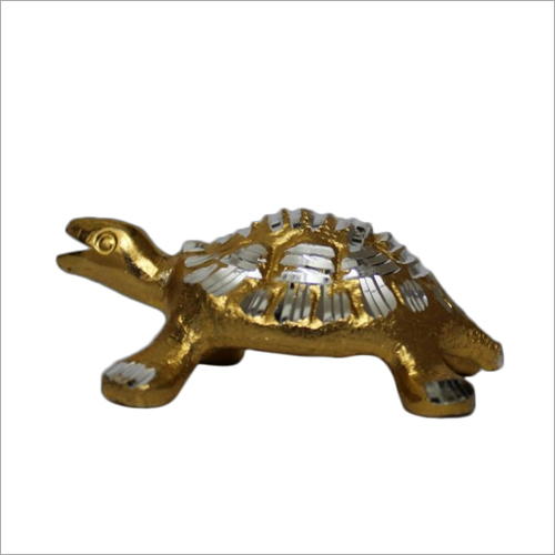 Metal Home Decor Statue