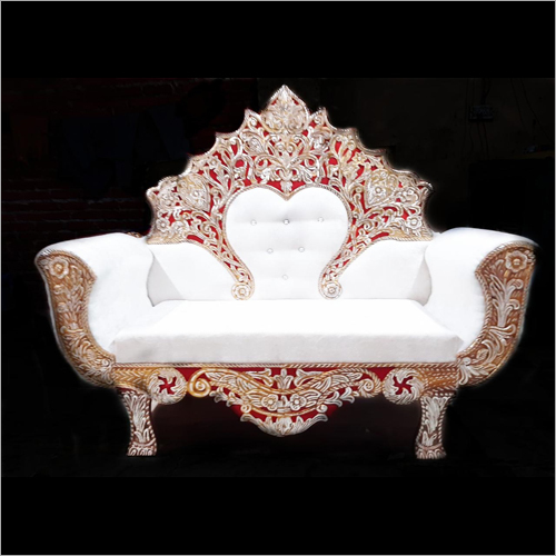 White Royal Wedding Sofa