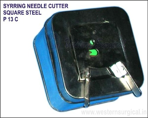 Syrring Needle Cutter Square Steel