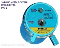 Syrring Needle Cutter Round Steel