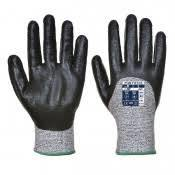 metal treatment gloves