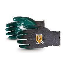 metal pressing gloves