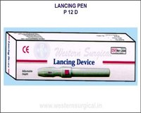 Lancing Pen