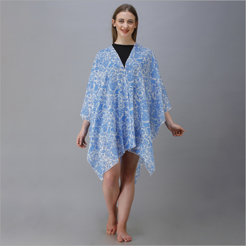 Ladies Crepe Kaftan
