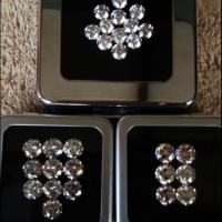 Cvd Diamond 3.00mm  DEF VVS VS Round Brilliant Cut Lab Grown HPHT Loose Stones TCW 1