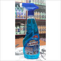 Doctor clean glass cleaner