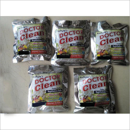 Doctor Clean Naphthalene Balls
