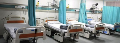Hospital Electric Beds
