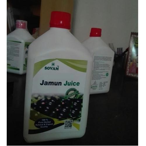 Organic Herbal Jamun Juice