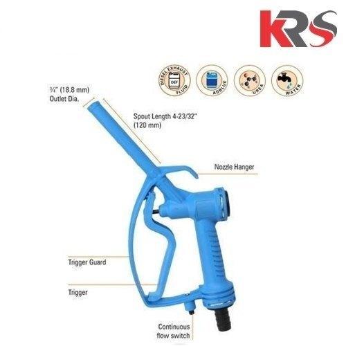 Plastic Fuel Nozzle