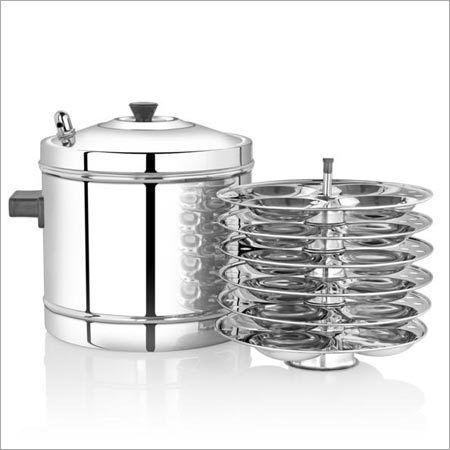 Kitchen Aluminum Idli Cooker