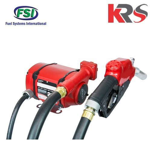 High Flow Fuel Transfer Pump