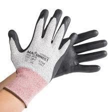 machinist gloves