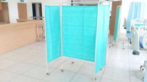 Hospital Bed Side Screen