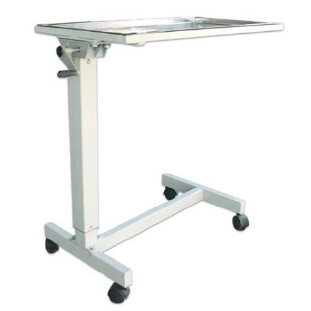 Hospital Bed Over Table