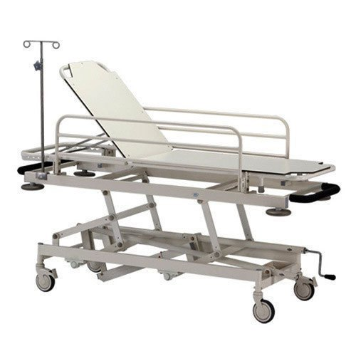 UMS-740 Manual Foot Step Double S.S Emergency